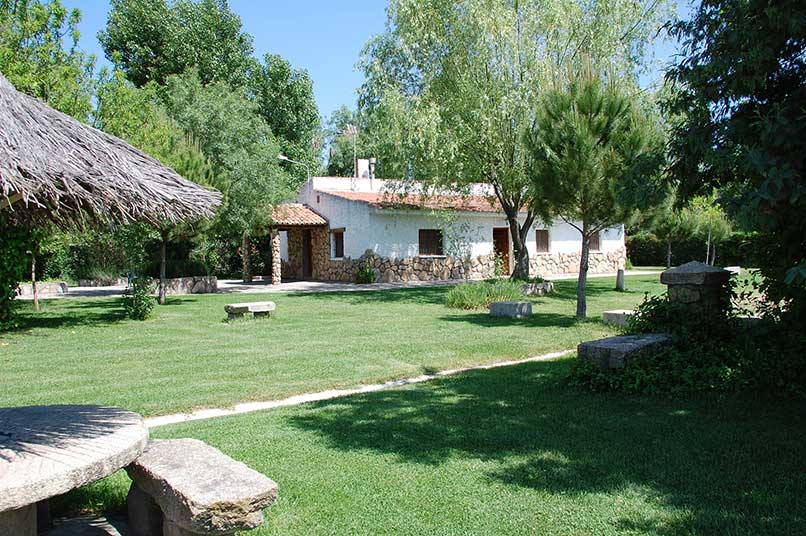 La ocupación de las casas rurales de Extremadura alcanza el 40,3% para el Puente del Pilar