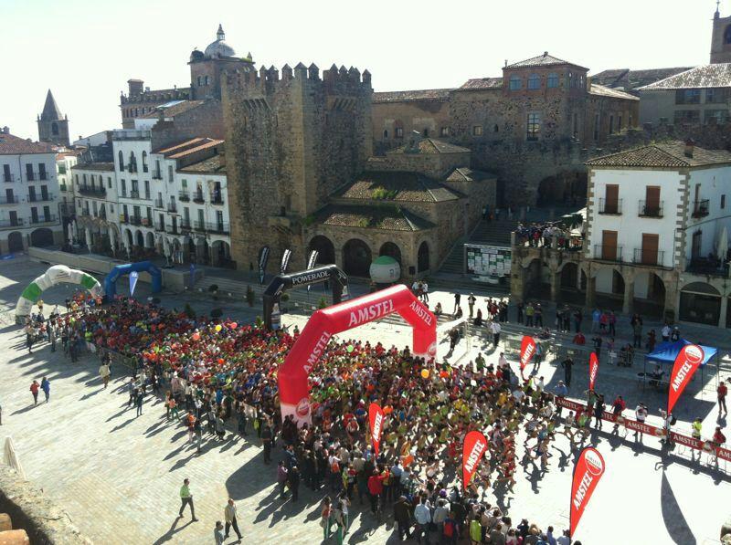 La Media Maratón Cáceres Patrimonio de la Humanidad se pospone al 19 de septiembre