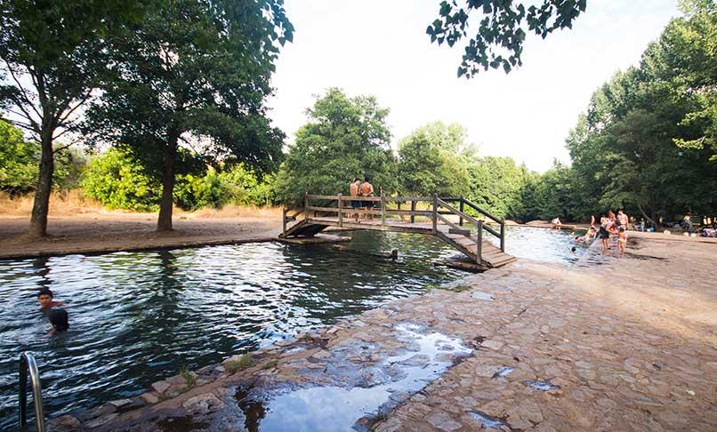 Willy witness m s sensacionales piscinas naturales en for Visitar la alberca y alrededores