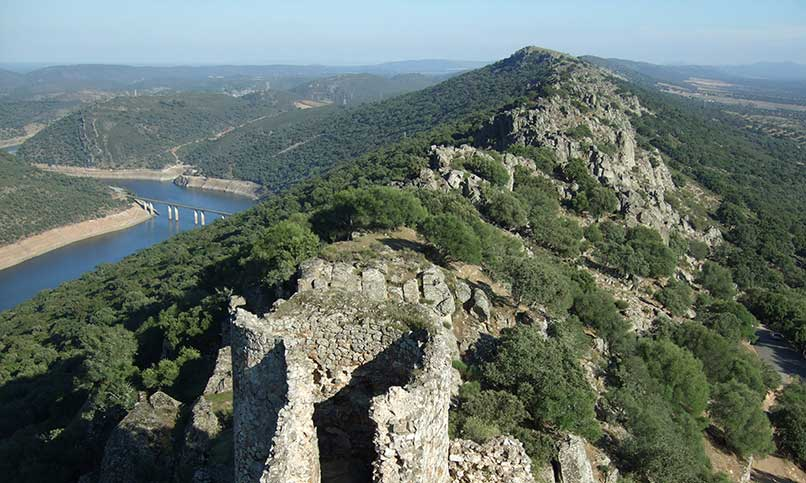 Reabren al público la Red de Áreas Protegidas y los centros de interpretación de Extremadura