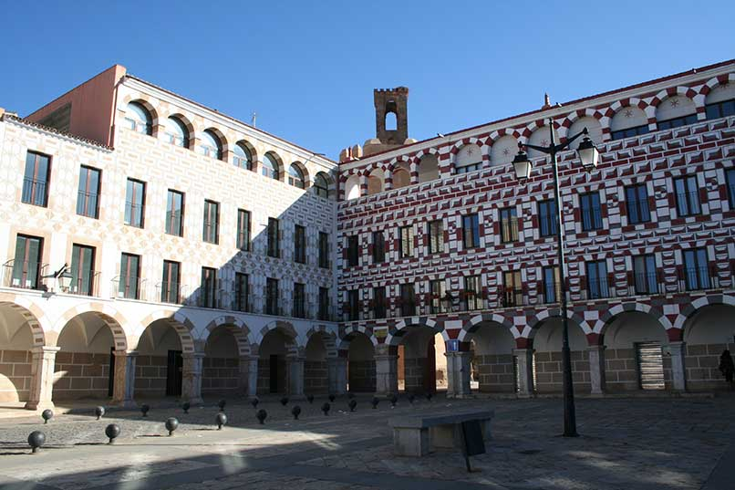 Plaza_Alta_de_Badajoz