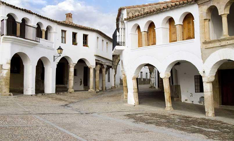 La Junta de Extremadura interviene la residencia de Garrovillas de Alconétar