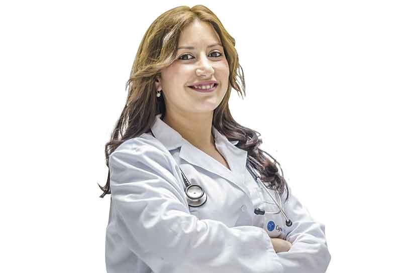 """DR. MARÍA JOSÉ LÓPEZ JIMÉNEZ: """"No todos los cigarrillos ..."""