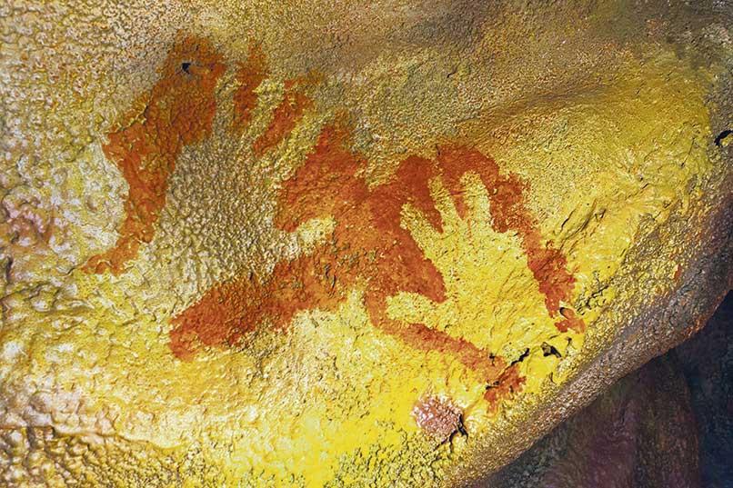 Cáceres recreará la Cueva de Maltravieso