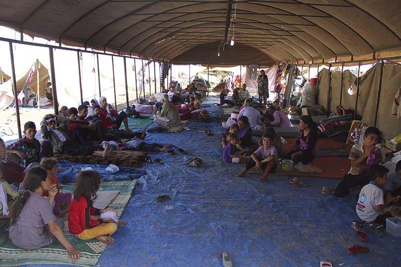 Yazidi_refugees