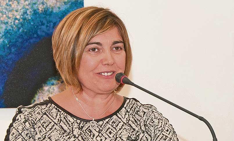 Fallece Charo Cordero, presidenta de la Diputación de Cáceres
