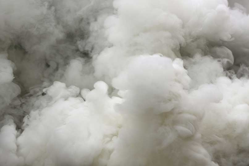 El humo de los incendios de Australia cruza el Pacífico