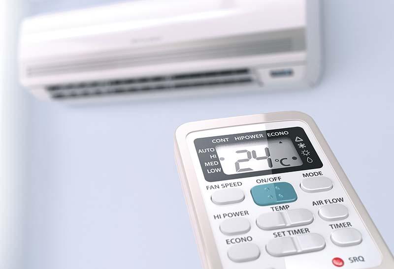 El aire acondicionado puede suponer hasta el 10 del for Consumo de aire acondicionado