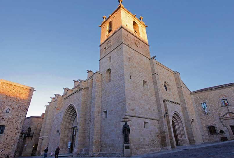 Cáceres suspende la Noche del Patrimonio