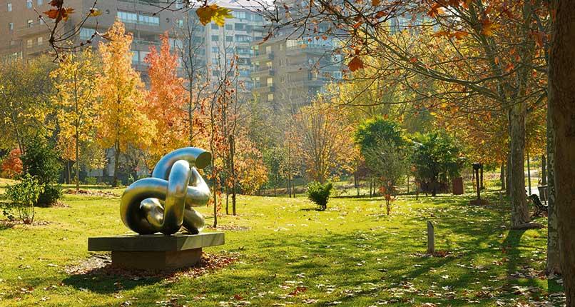 Las víctimas del coronavirus contarán con un jardín en el Parque del Príncipe