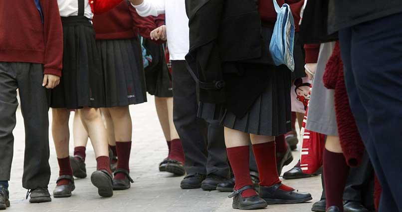 Puesta a punto de los centros escolares para una posible vuelta a las aulas