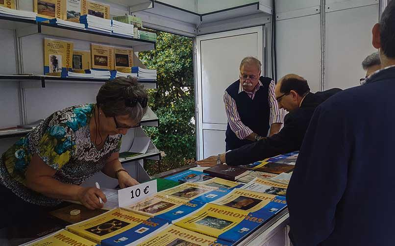 Cáceres aplaza la Feria del Libro