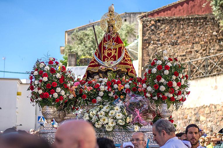Suspendida la Bajada de la Virgen de la Montaña