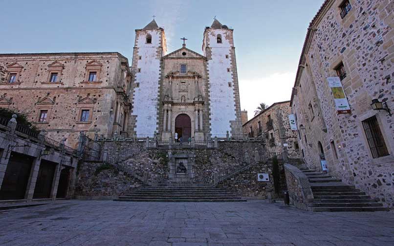 Cáceres vuelve a ser miembro de pleno derecho de las Ciudades Patrimonio Mundial