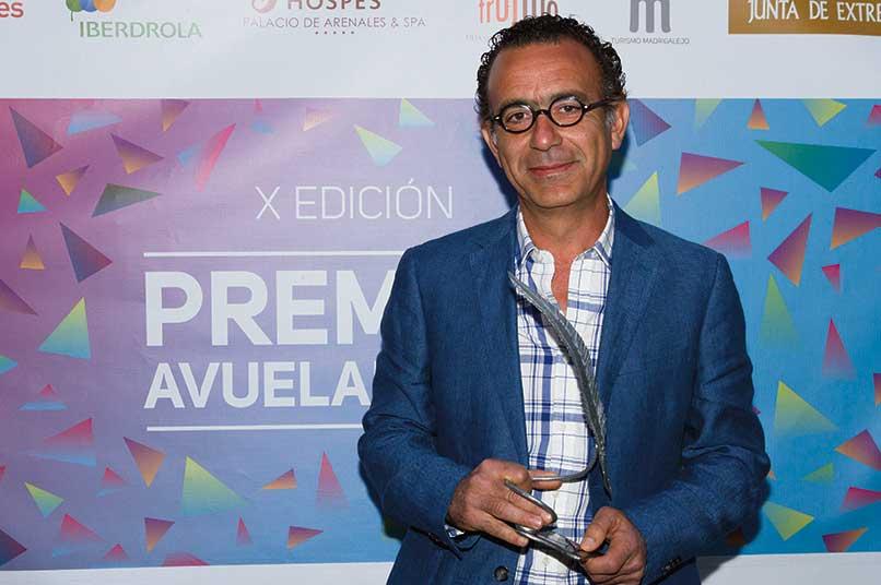 Diego Doncel, ganador del Premio Loewe de poesía