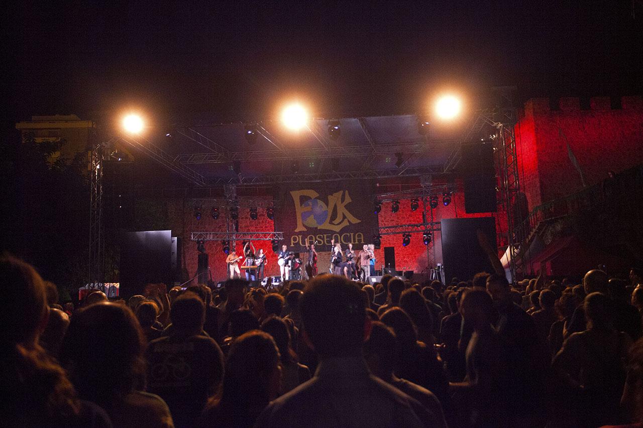 Aplazado el Festival Folk Internacional de Plasencia