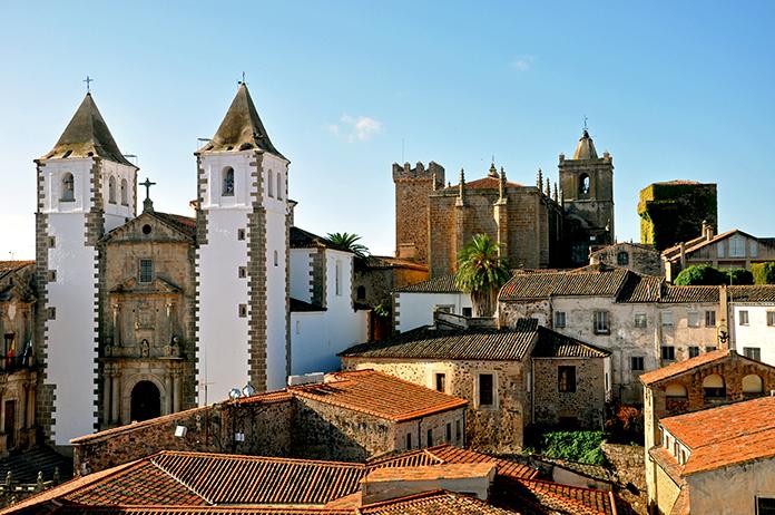 Los 10 lugares imprescindibles de Cáceres para presumir en Instagram