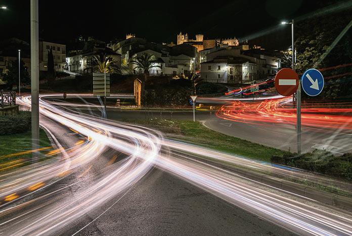 Luz verde para la ampliación de restricciones al tráfico en la Ciudad Monumental