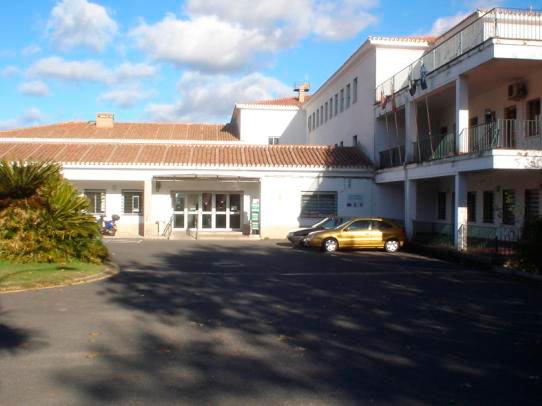 El albergue para personas sin hogar de Cáceres, abierto las 24 horas