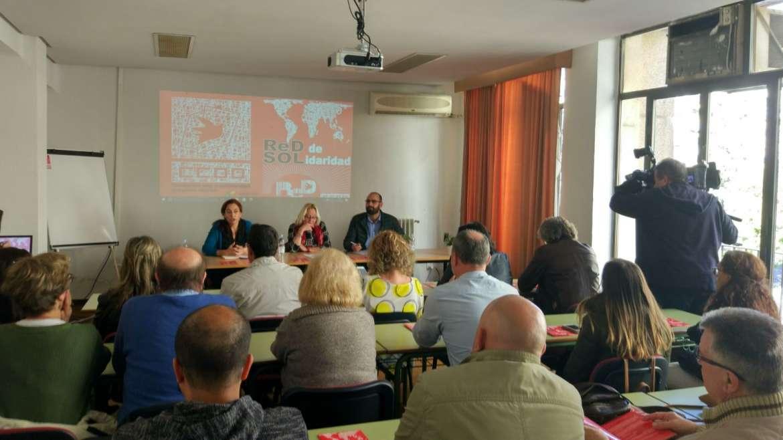 La fundaci n paz y solidaridad de ccoo organiza un for Oficina de empleo caceres