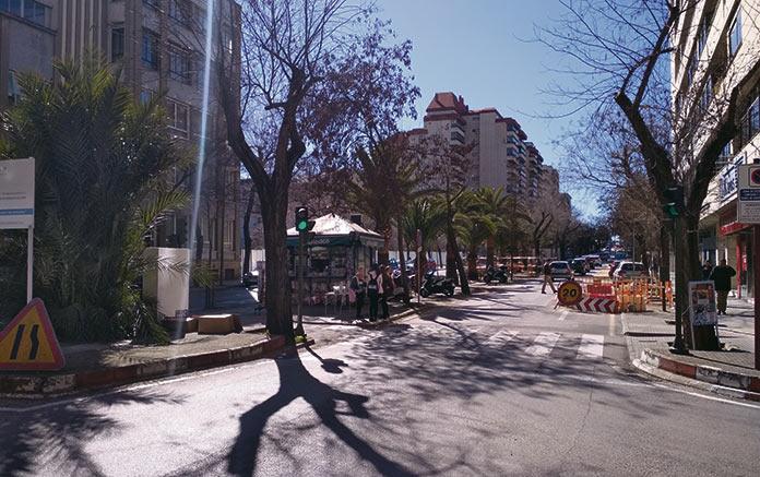 Arranca la primera campaña de asfaltado en Cáceres