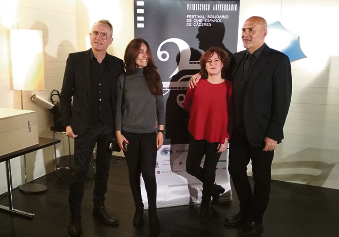 La 28 edición del Festival de Cine Español de Cáceres se celebrará en mayo de 2021