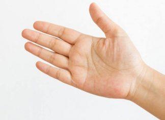 Biodescodificación. Dedos de las manos