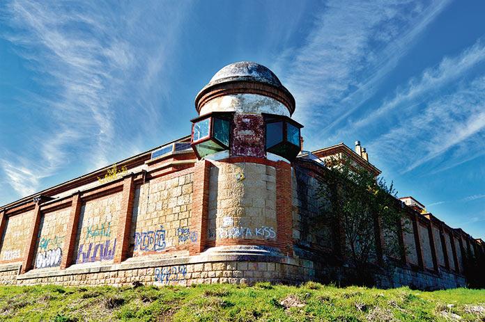 Amececa inicia de nuevo una campaña para convertir a la Cárcel Vieja en un centro de memoria y paz