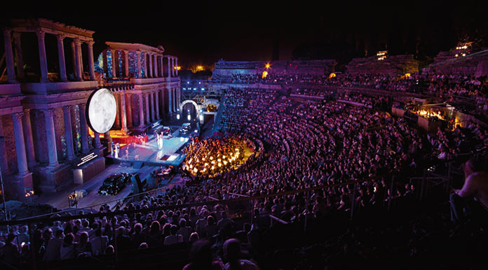 Comienza la 66 edición del Festival de Mérida con Antígona