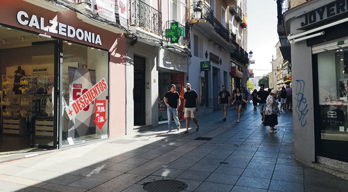 Los comerciantes de Cáceres piden soluciones urgentes y reales