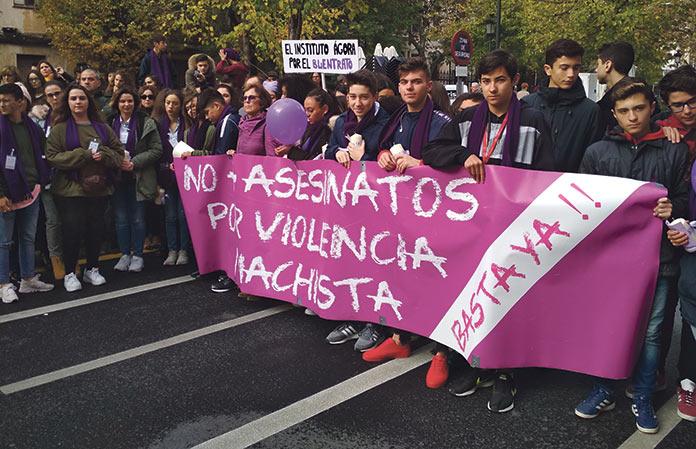 violencia de género en Valga