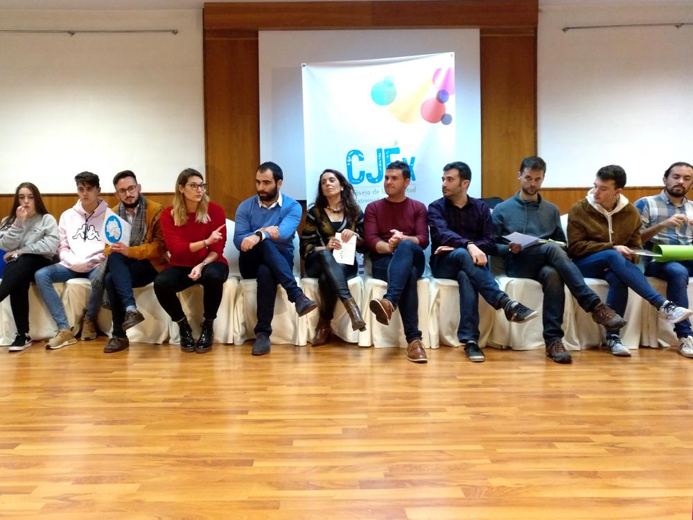 Proyecto Actívate Consejo Juventud de Extremadura