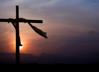 Jesucristo crucificado. Víctor Casco.