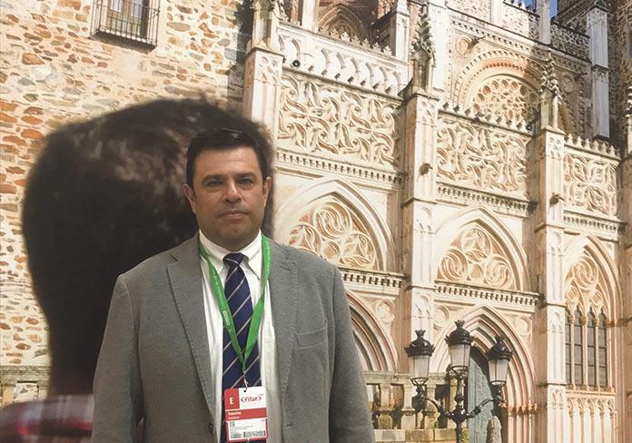 Felipe Sánchez Barba, alcalde de Guadalupe