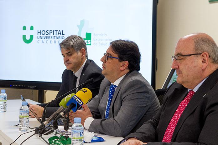 Extremadura comenzará a vacunar a las personas de entre 30 y 39 años antes de fin de mes
