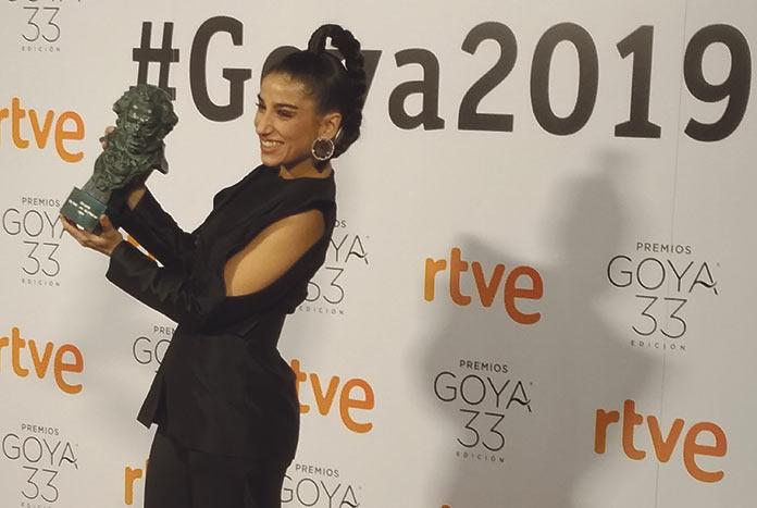 Carolina Yuste Premios Goya