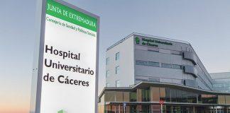 Hospital Universitario Cáceres: radioterapia intrraoperatoria