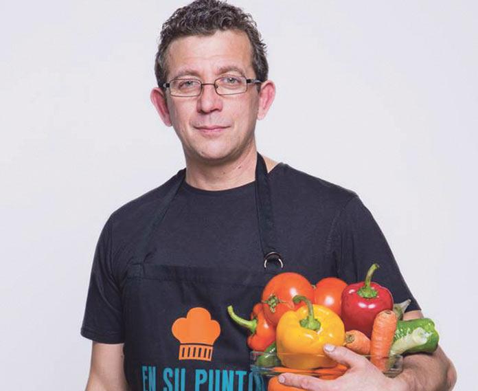 Antonio Granero coles con buche