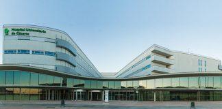 Hospital Universitario de Cáceres abre sus puertas