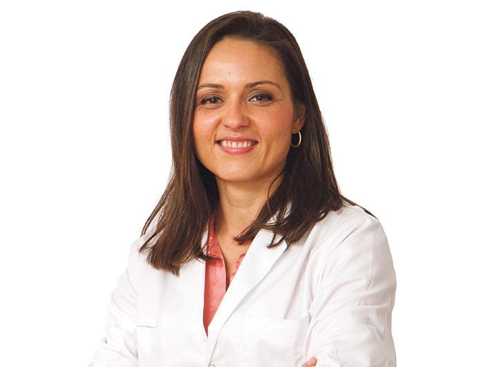 Carolina Corchado traumatología quirón