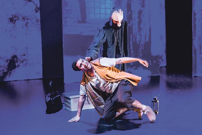 Día Mundial del Teatro. De Lázaro a Lazarillo.