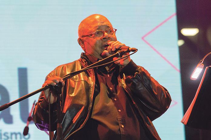 Pablo Milanés en el Gran Teatro