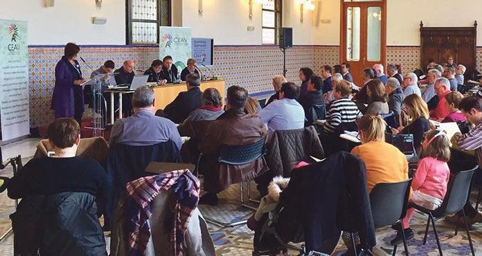 Movimiento Vecinal. Confederación de Asociaciones de Vecinos de Extremadura (CAVEX)