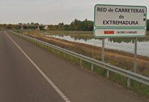 Autovía Cáceres Badajoz