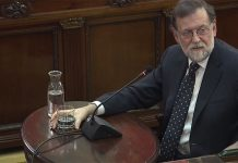 Mariano Rajoy, Causa sin rebelión
