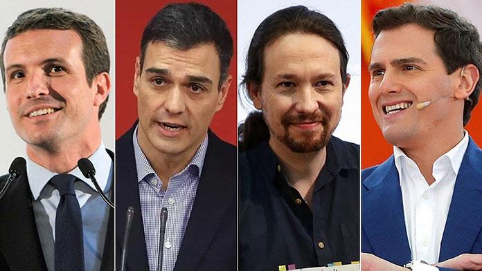 Debate electoral. Antihéroe