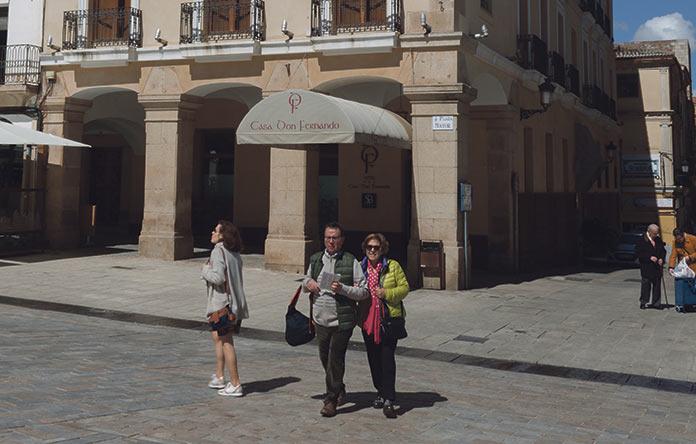Turismo Semana Santa Extremadura