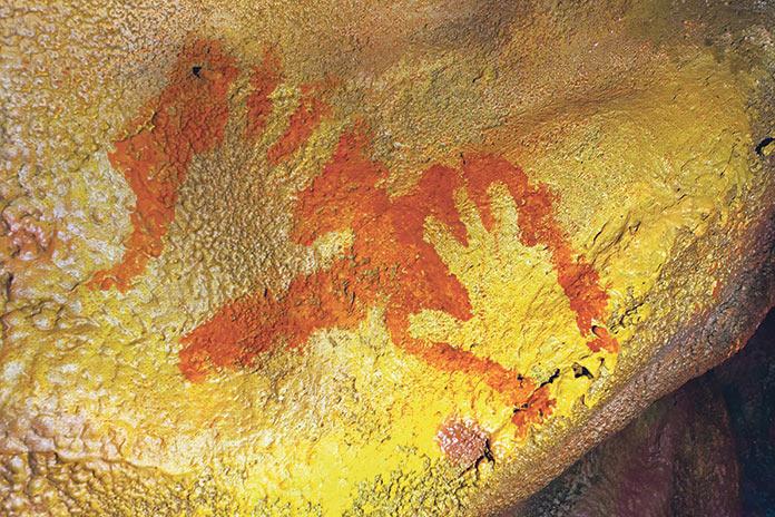 La provincia de Cáceres fomenta sus rutas de arte rupestre