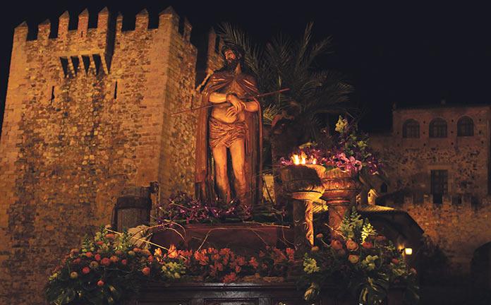 Semana Santa Cáceres 2019