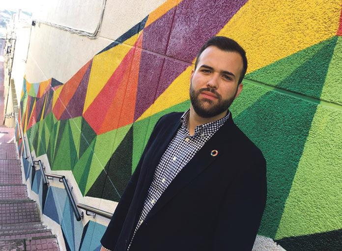 Luis Salaya. Elecciones 26M